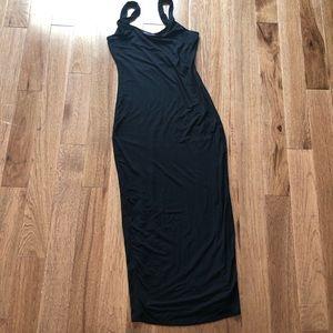 Fashion Nova Spaghetti Strap Bodycon Dress